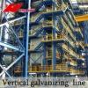 Vertical Galvanizing Line