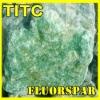 Calcium fluorite CaF2 fluorspar lump Tianjin China Mongolia