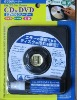 cd cleaser with brush dvd cleaner cd cleaner kit