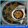 New AUTOMATIC MECHANICAL Steel strip Mens Watch 5 Style
