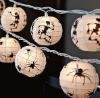 Lantern string lights /clear incandescent bulbs