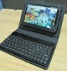 Bluetooth Keyboard Case for Samsung Galaxy Note Tablet PC 3.0 inch above