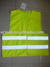 Safety reflective vest.