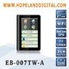 7 Inch Wifi E-book