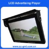 """19"""" LCD Advertising player for Bu, Train and Subway (15, 17, 19, 22"""")"""