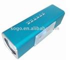 mini sound box speaker with FM radio
