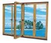 Intertropical amorous feelings folding door