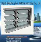 window louver frame