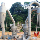 updated raymond mill TGM130 roller mill production line