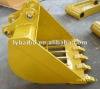 Excavator part skeleton bucket for front lovlo FR65