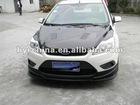 09 Focus Engine Hood, Carbon fiber RS Style