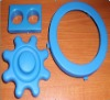 ball fixed set/blue gear/pole fixed set;plastic injection parts/plastic injection molding products