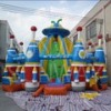 Inflatable play station (fun city)