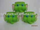 Elephant ice cream cup