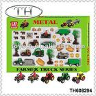 1:87 die cast truck metal truck
