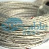 Silver-plated Copper Conductor PTFE/Glass Fiber Composite Insulated Wire & Cable