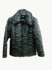 Embroide quilted body warmers