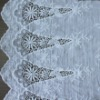 Comfortable 100% Cotton Water Soluble Embroidery fabric