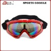 Silver coating sports goggles