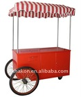 good appearance WHEEL WITH ROOMTOP handcart from THAKON