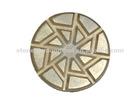 DMY-36 concrete floor polishing pads
