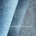 7.8OZ indigo blue denim with 100% cotton warp yarn slub