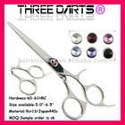 Special handle new style high quality professional hair beauty scissors TD-AA1760