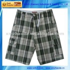 BZ-1025 Mens Yarn Dyed Shorts
