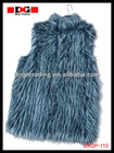 cheap hot sale fake fur trim warm eco-friendly gray coat with charms factory direct sale NEW! NEW!!