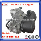 ATV& UTV 600CC Engine
