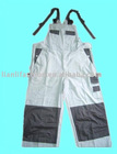 suspender TROUSERS BIB PANTS working wear denim pants(BP-10)
