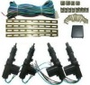 car central door lock system with remote control