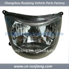 motorcycle Plastic parts HEAD front lamp light for SUZUKI EN125