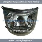 motorcycle Plastic parts HEAD front lamp light for SUZUKI EN125