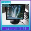 15 inch LCD touch monitor/with 4 wire resistive touch screen