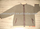 men's polar fleece coat