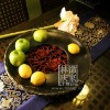 Q010-82.80Decorative Synthetic Stone Fruit Tray