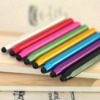 Small Size!!! Hexagon Pencil Universal Touch Screen Capacitive Stylus Pen for Smart Phone Tablet