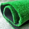 decorative green artificial carpet