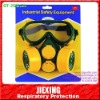 2PC Chemical Respirator/Chemical Mask Set