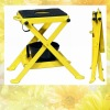 200KG max capacity racing folding stand,oil and gas resistant top rubber pad,handy bottom tool tray that fold with stand(HS-MX2)