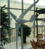 Vertical wind turbine generator