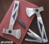 Multifunction axe,multi-function axe,mini axe,hand tool axe,camp axe,outdoor axe,steel axe,hatchet,