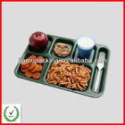 Wholesale plastic PS airline food tray