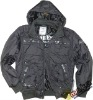 Man Leisure Hoodie Jacket