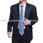 three bottons shiny fabric new design men suit