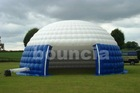 inflatable tent, inflatable building, inflatable structure
