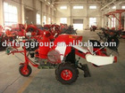 Self-propelled Rice and Wheat mini Combine Harvester
