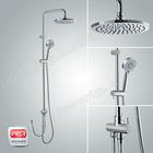 2013 new design brass round shower column