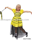 2012 Kids Halloween Bumble Bee Costume Dress